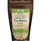 Cashews, Certified Organic - 10 oz.
