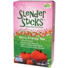 Berry Energy Tea Slender Sticks - Twelve 1.7 oz. Drink Sticks Per Box