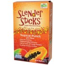 Tropical Punch with Fiber Slender Sticks - Twelve 1.7 oz. Drink Sticks Per Box
